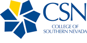 Logo for College of Southern Nevada